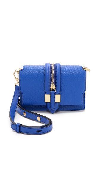 Rebecca Minkoff Mini Waverly Cross Body Bag