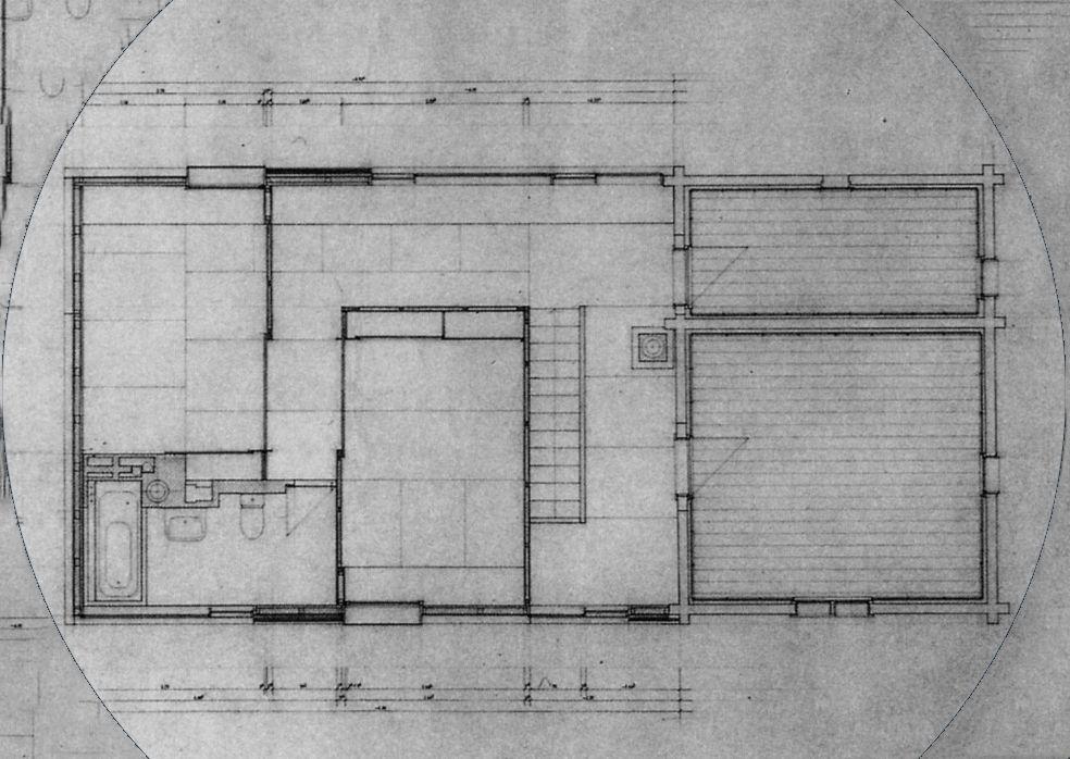 Zumthor Gugalun Peter zumthor, Architecture, Floor plans