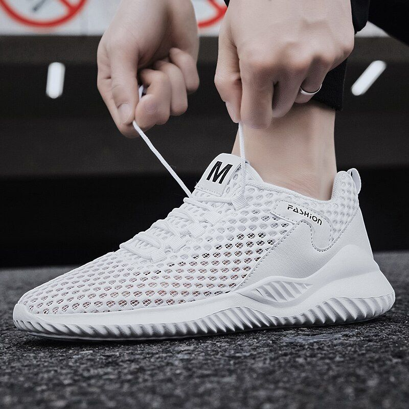 Men/'s Casual Athletic Sneakers Outdoor Sports Running Walking Shoes Lazy Slip On
