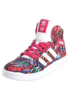 a87c9334dc1 Meisjes adidas Originals PRO PLAY Sneakers hoog core Roze adidas Originals  Hoge sneakers Meisjes maat 30