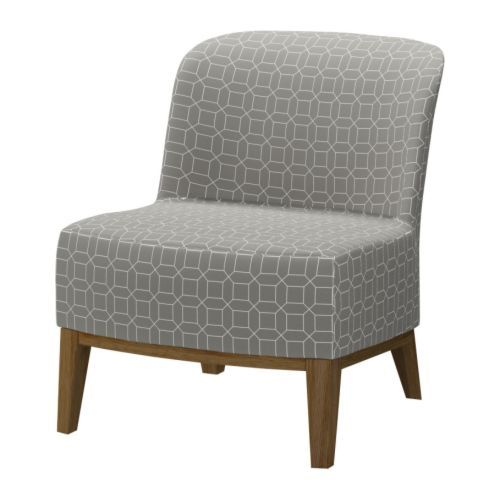 IKEA STOCKHOLM Easy Chair. And You Can Buy Different Chair Covers. Would  Probably Re Stain The Legs A Darker Color