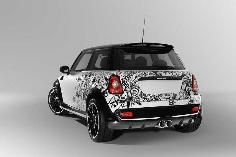 Mini Cooper By Simachev And Topcar Pictures Photos Wallpapers Top Speed In 2021 Mini Cooper Graphics Mini Cooper Mini Cooper S