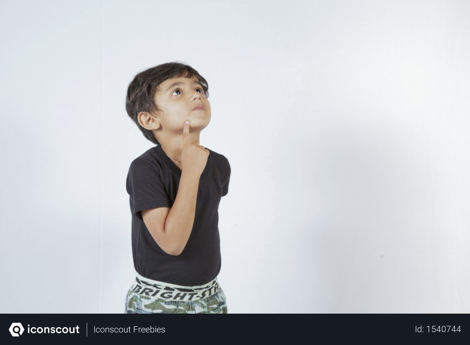 Free Cute Little Boy Watching Up And Thinking Photo Download In Png Jpg Format Thinking Photos Cute Little Boys Boys Watches
