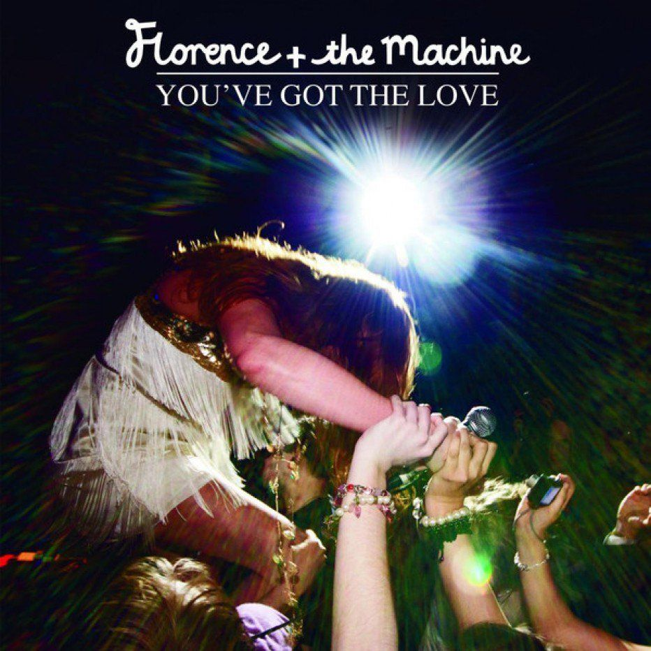 Florence + the Machine – You've Got the Love (single cover art)