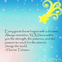 Quote By Harriet Tubman Artwork Zacrbys With Images