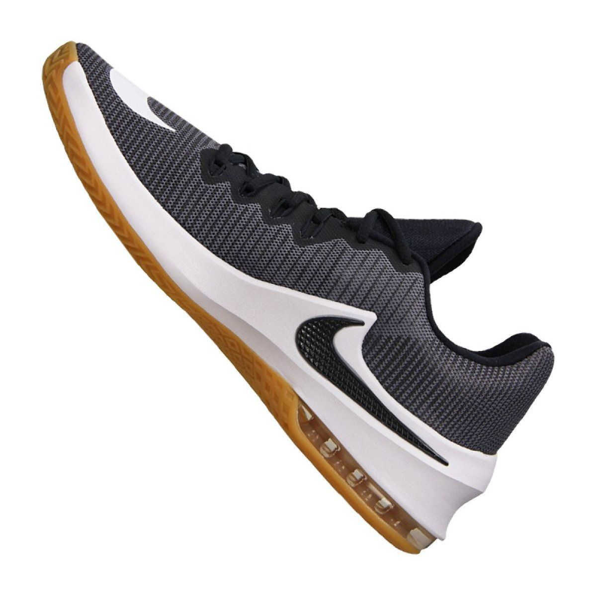 Buty Nike Air Max Infuriate 2 Low M 908975 042 Czarne Wielokolorowe Nike Nike Air Max Nike Air
