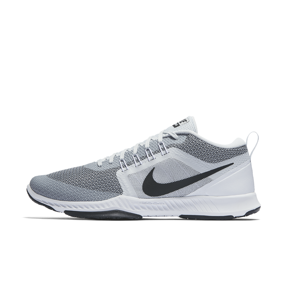 new product f1da1 8e8d9 Nike Zoom Domination Men s Training Shoe Size 11.5 (Silver)
