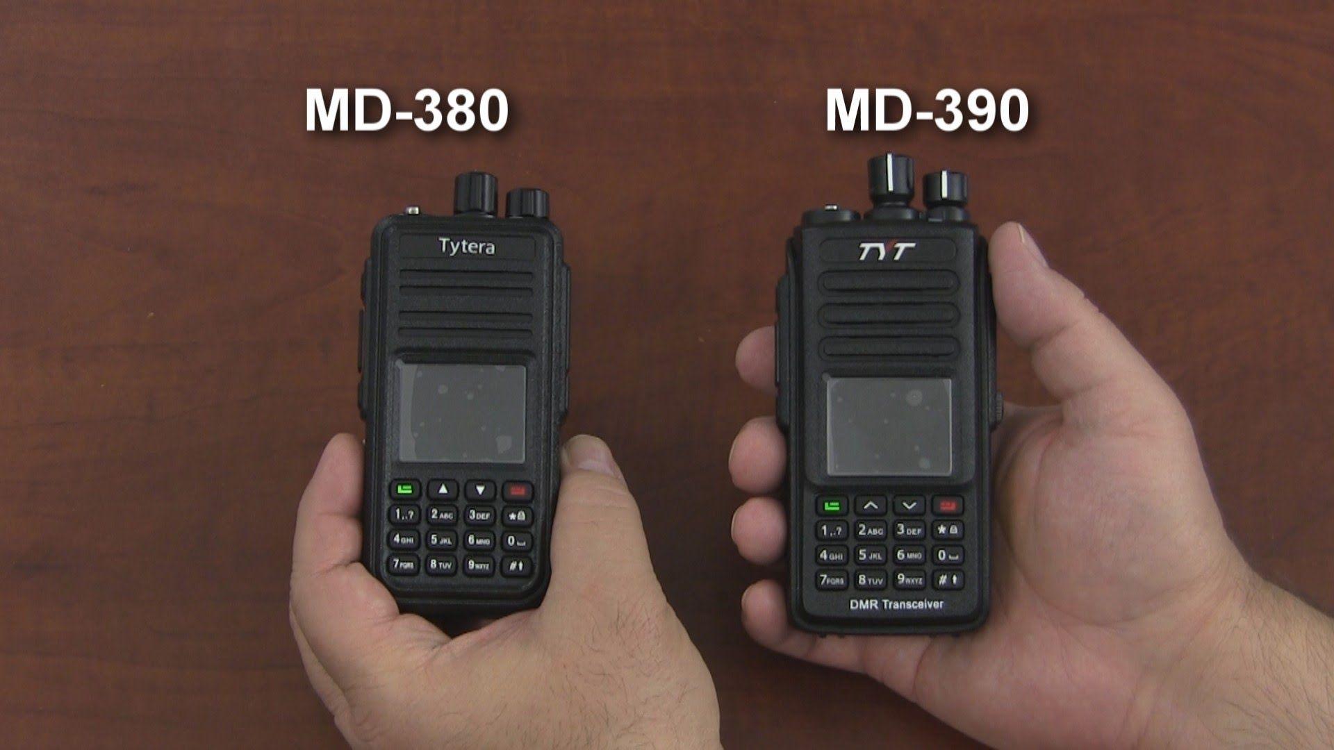 TYT MD-390 Unboxing | Two Way Radios | Two way radio, Ham radio