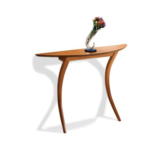 MODI Console Table Used for wallmounting Wooden frame and shelf