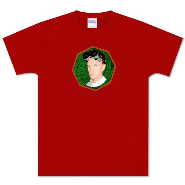 Dr. Horrible(tm) Fan Red T-Shirt