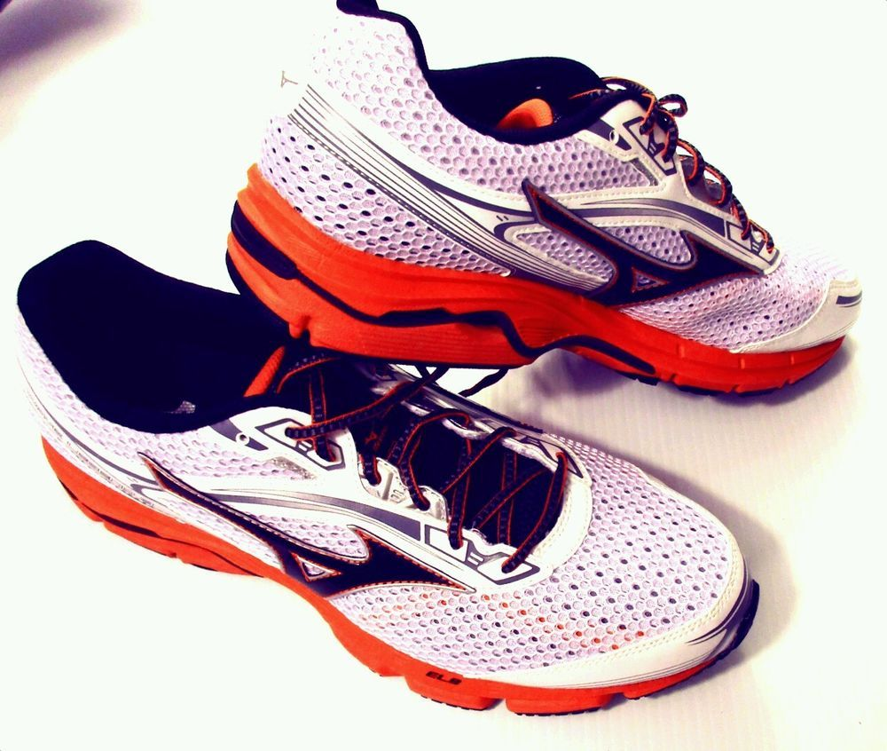 new style a5664 ac7fb Mizuno Wave Legend 3 Mens Running Shoes, Size 14 in Sporting Goods, Fitness,
