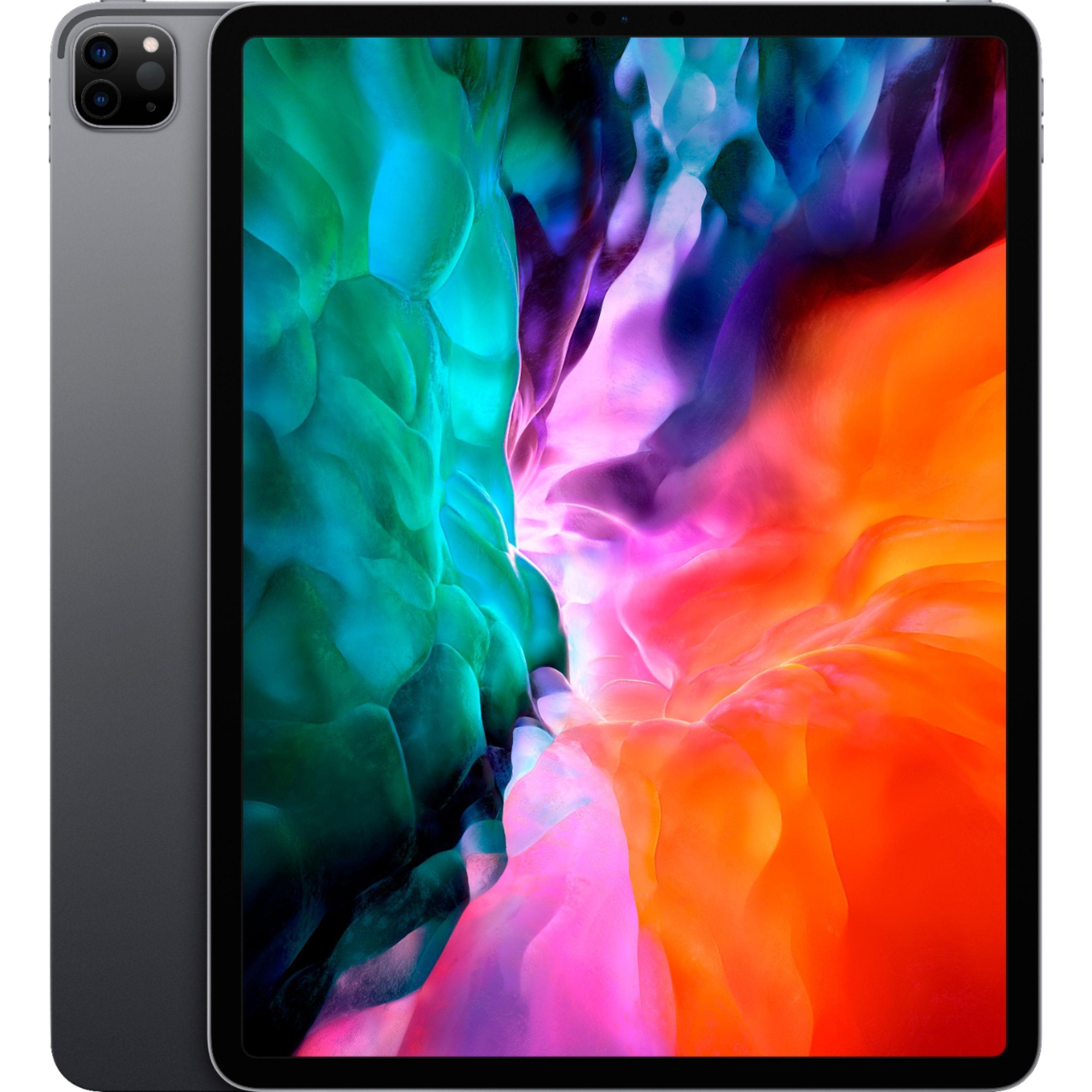 Ipad Pro 12 9 Inch 4th Gen March 2020 512gb Space Gray Wi Fi Apple Ipad Pro Ipad Pro 12 Apple Ipad