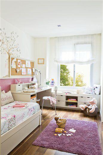 Claves para organizar el cuarto de los ni os - El mueble habitaciones juveniles ...