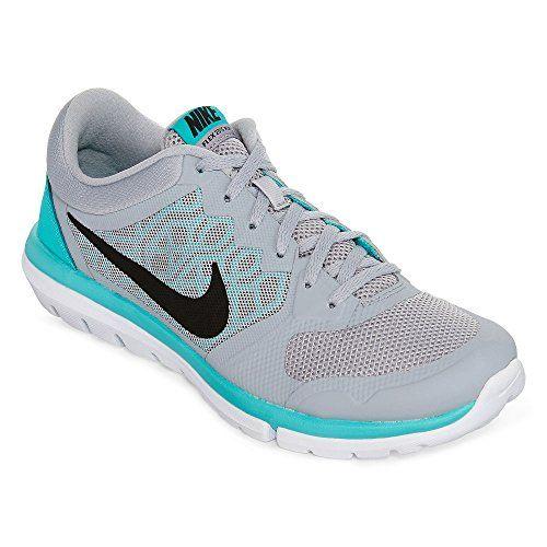 Nike Flex 2015 Rn Sz 11 Womens Running Shoes Grey New In Box ***