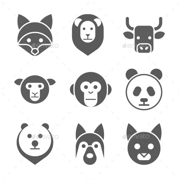 Pin By Bashooka Web & Graphic Design On Character Icon