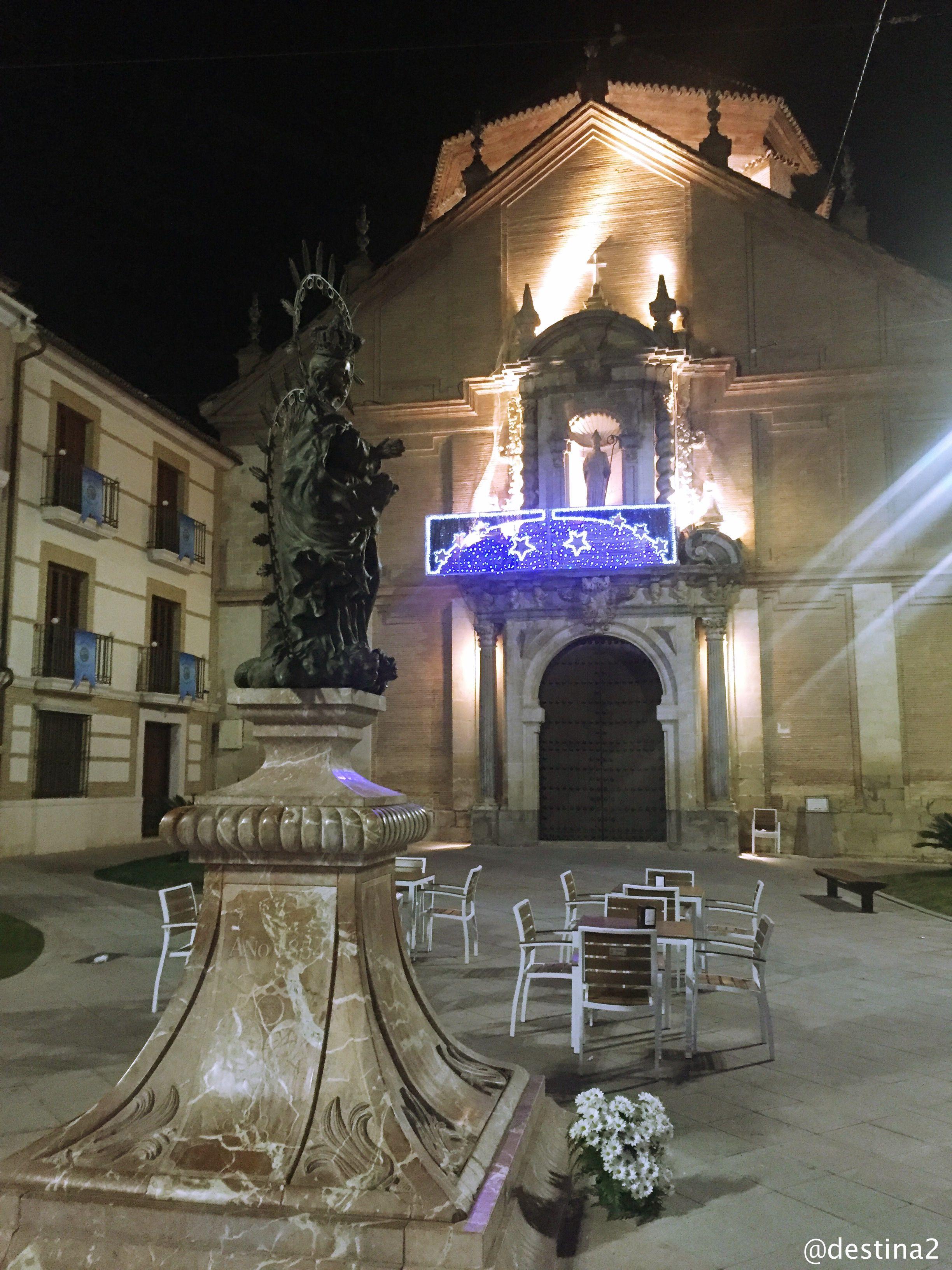 Lucena.- Iglesia San Martín