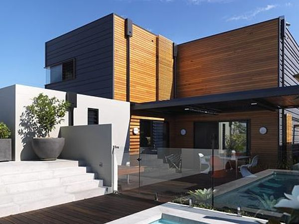 Good The Clovelly Prefab House By Prebuilt Was Featured On Grand Designs  Australia. The Clovelly Prefab