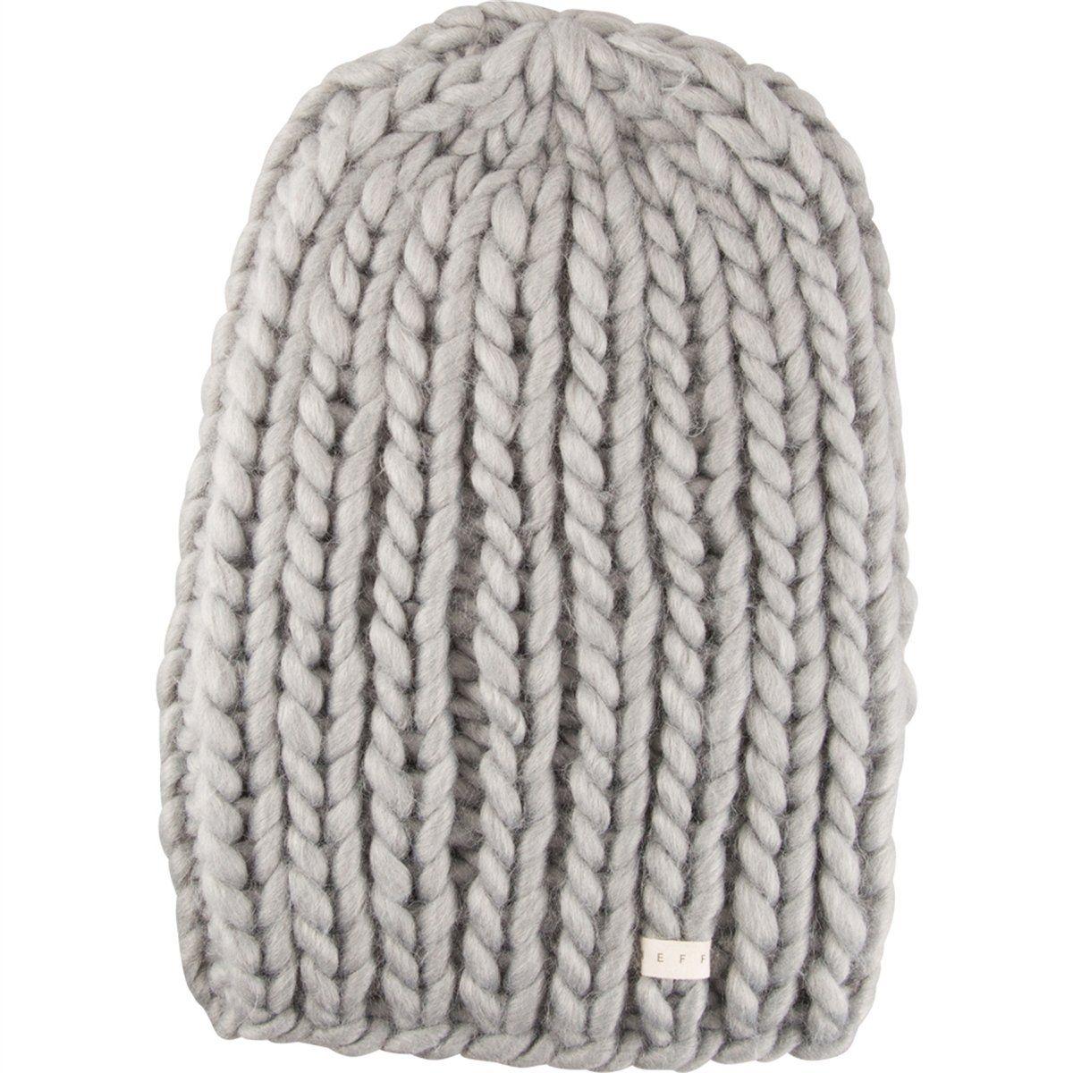 de5286394ea Neff Women s Cara Textured Beanie with Oversized Yarn