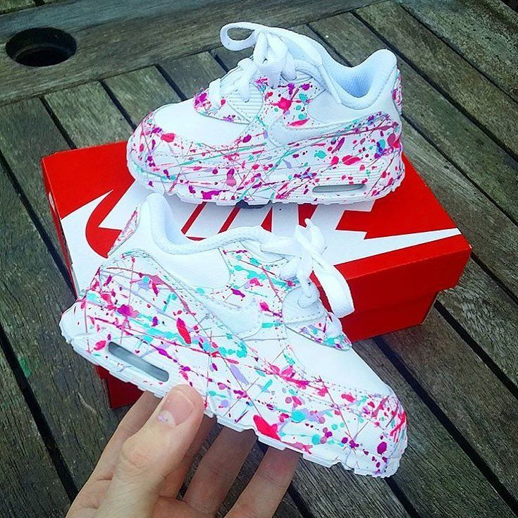 basquet enfant fille air max