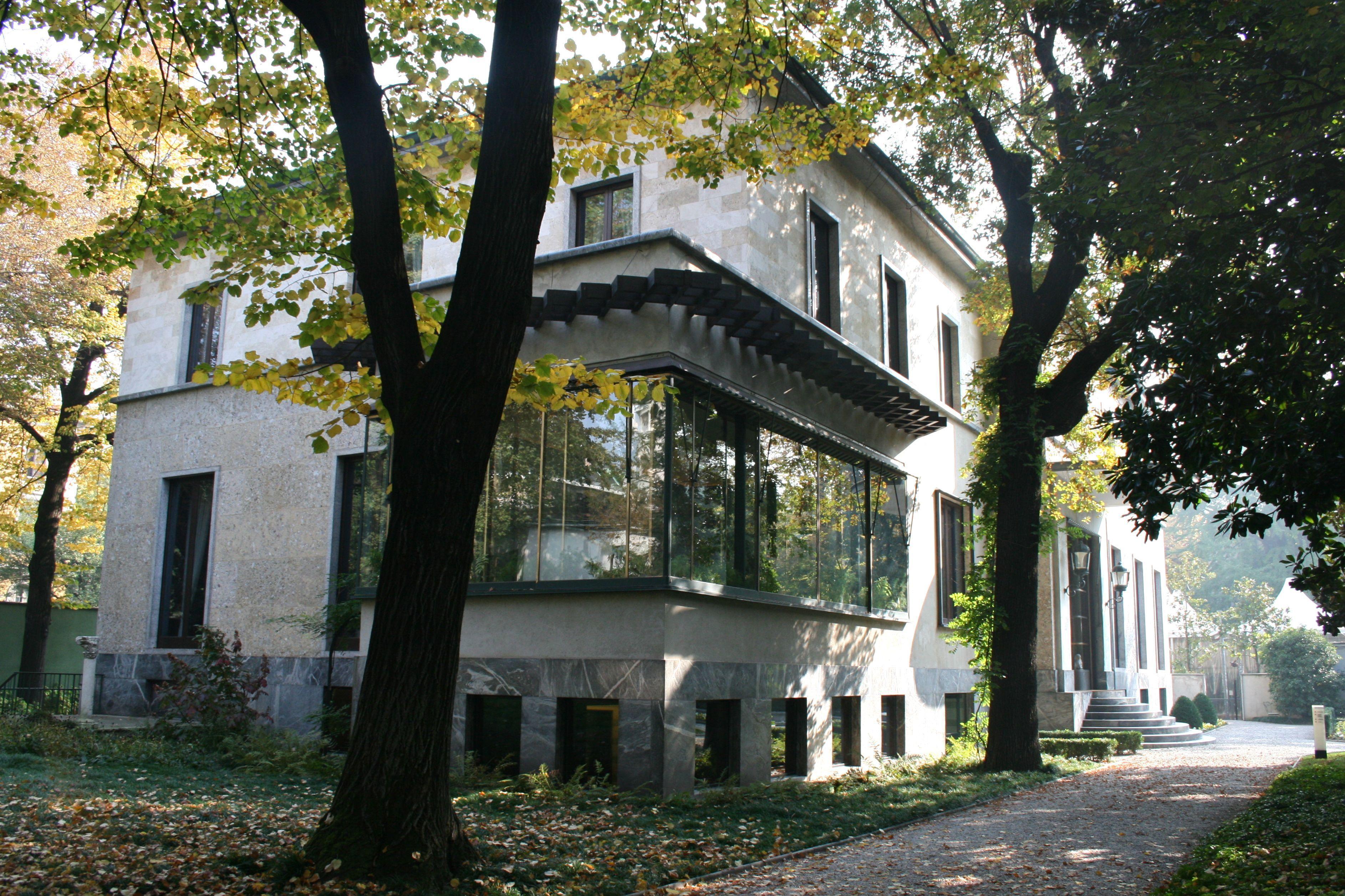 Villa necchi campiglio by piero portaluppi platform - Villa Necchi Campiglio By Architect Piero Portaluppi 1932 35 Milan