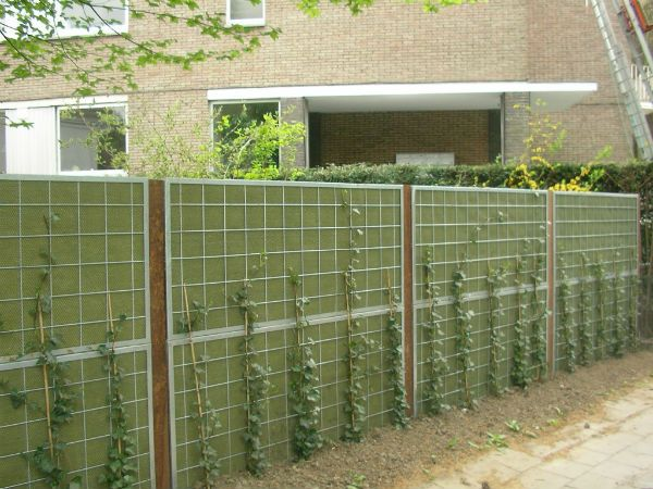 NoiStop Green Nybeplantet Haven Pinterest Fences