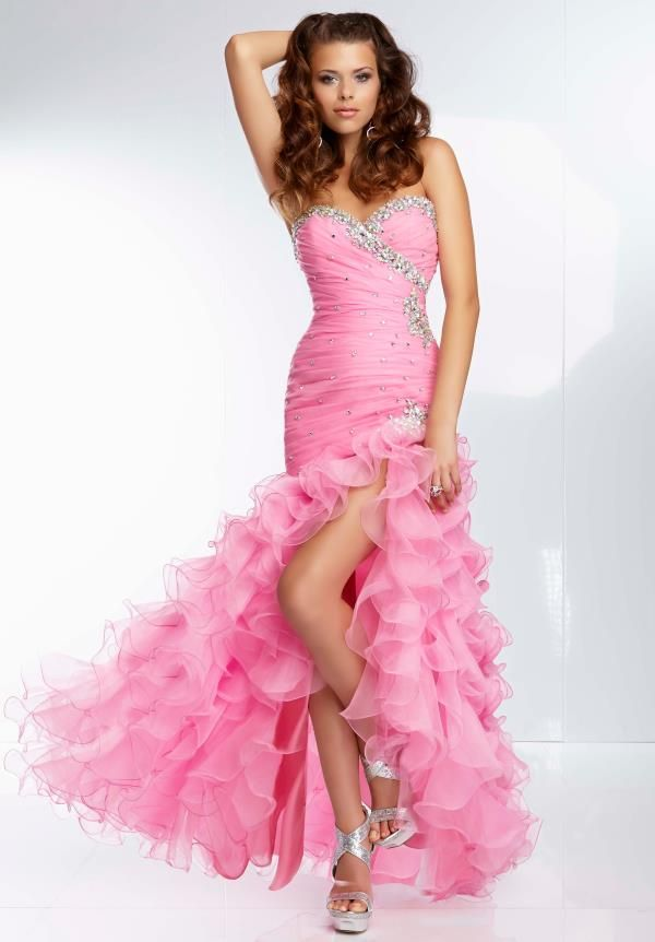 Cute Pink Prom Dress (WILL BE MINE) | FASHION | Pinterest | Prom ...