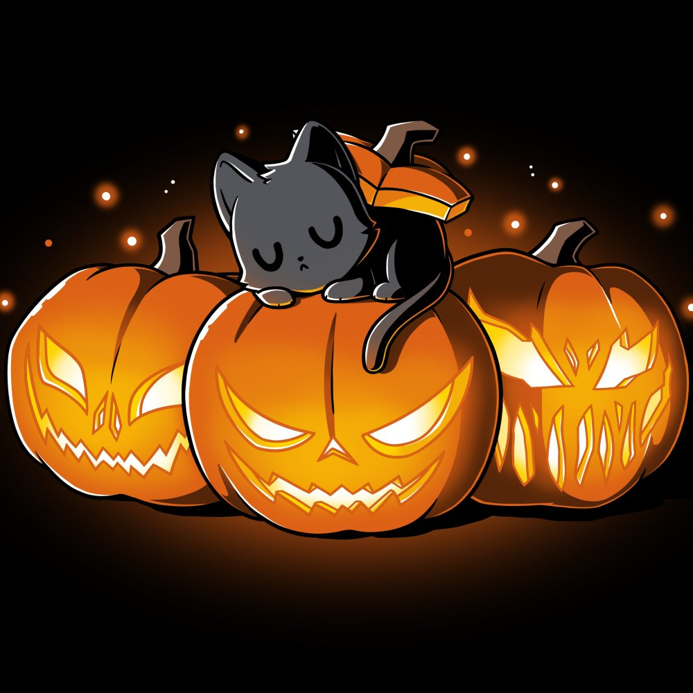 Halloween Kitty Funny Cute Nerdy Shirts Teeturtle With Images Halloween Art Halloween Drawings Cute Drawings