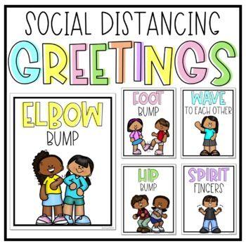 Social Distancing Greetings