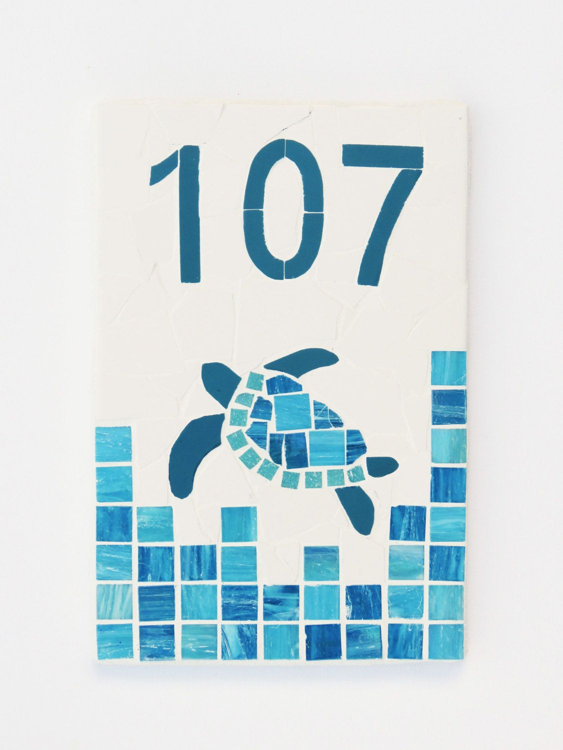 Mosaic house number large outdoor house number plaque ceramic mosaic house number large outdoor house number plaque ceramic tile mosaic mailbox number dailygadgetfo Image collections