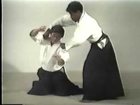 Aikido Yoshimitsu Yamadag Very Good Instructional Video From
