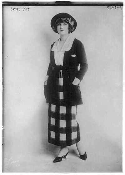 1920 Sport Suit