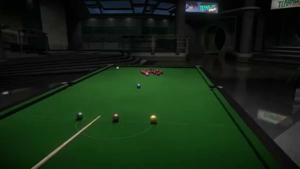Hustle Kings™ - NEW Snooker Exhibition Pack