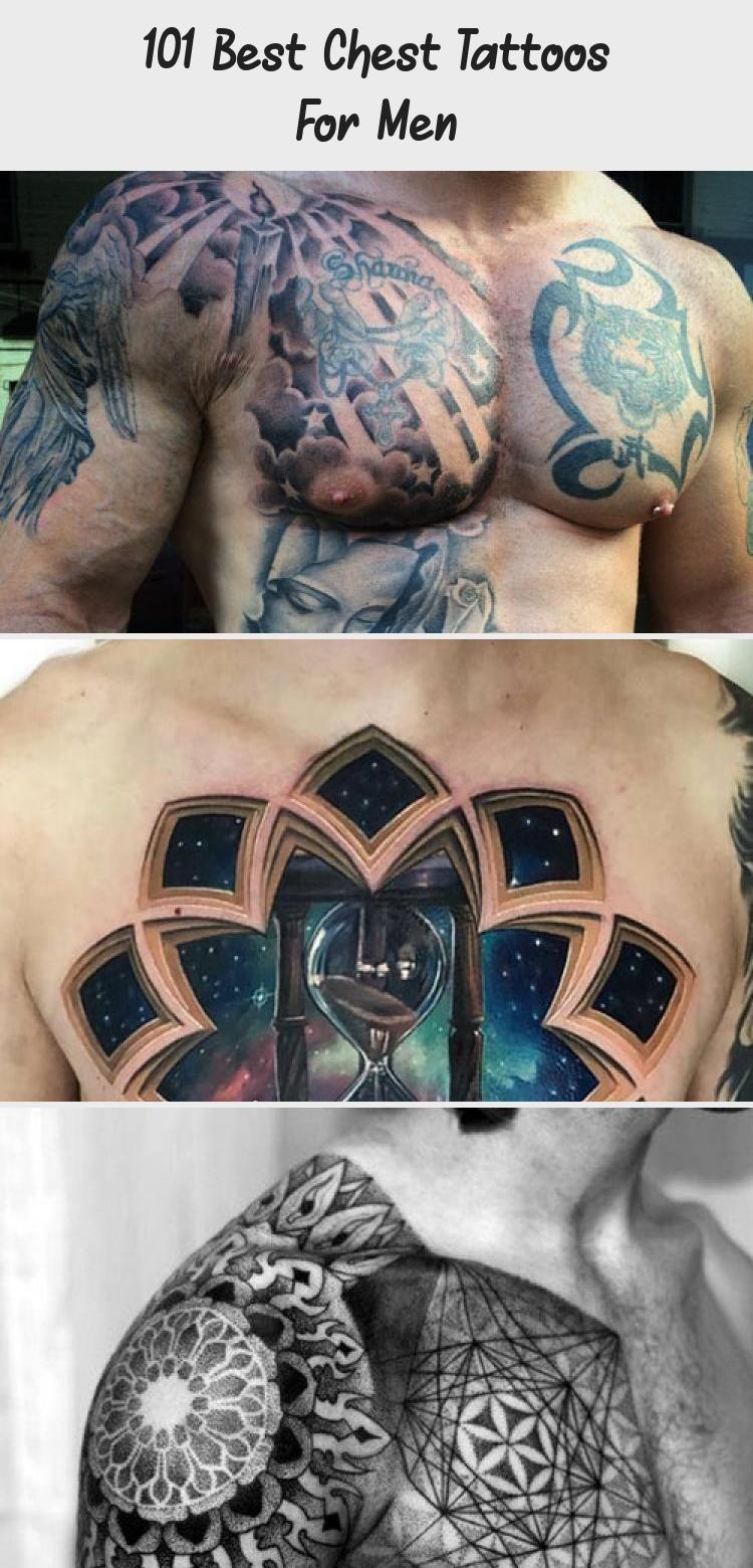 101 Best Chest Tattoos For Men in 2020 Chest tattoo men