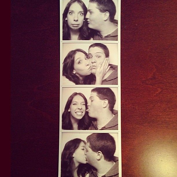Hit up all the photo booths in your area