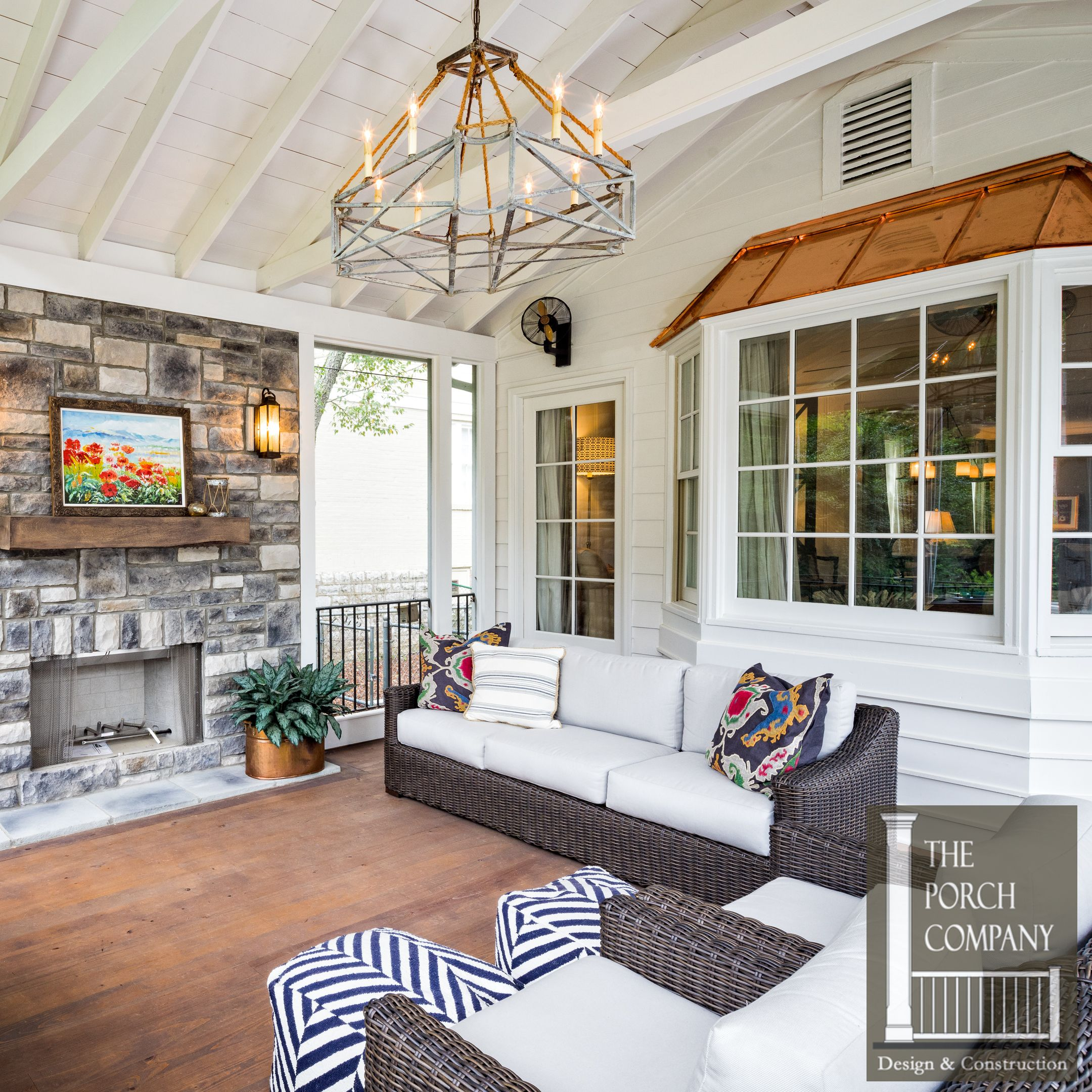 with thru in fireplace rear see on porch covered living the again farms pin