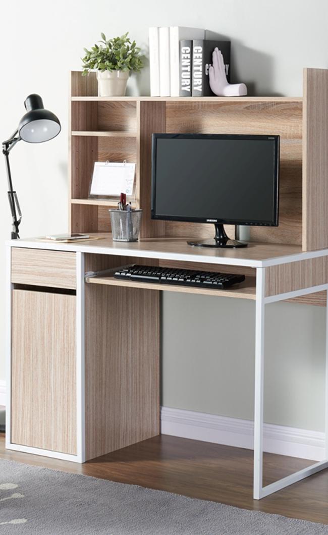 Elegant Moderner Schreibtisch Aus Holz Für Das Arbeitszimmer