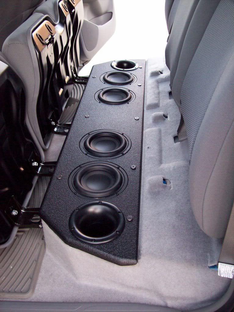 Tacoma Audio Endeavor Toyota Tacoma Accessories Car Audio Systems Car Audio Installation