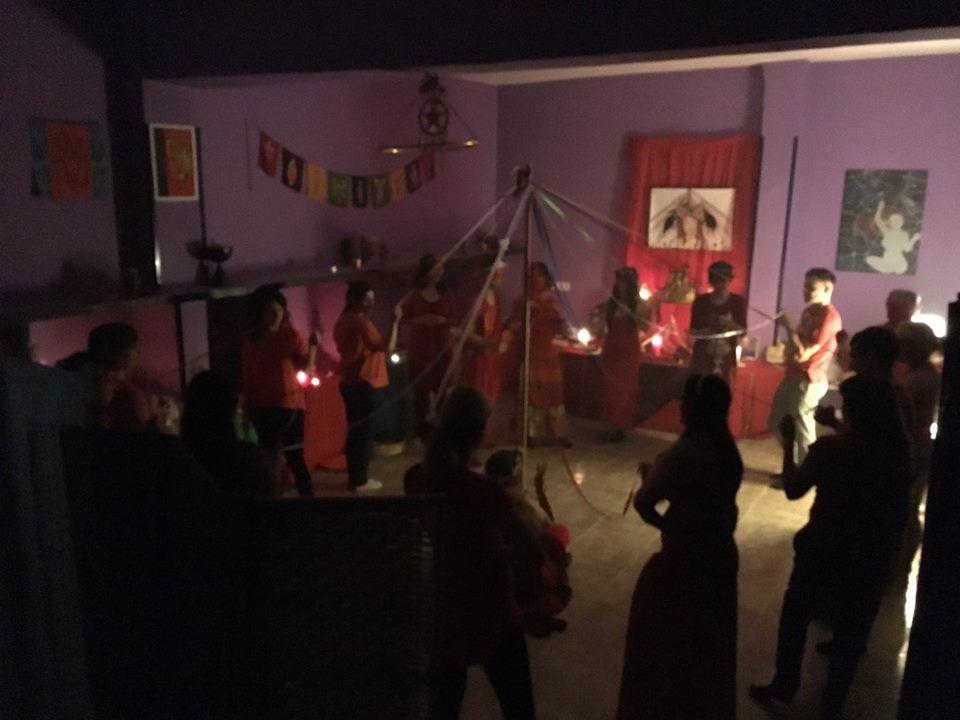 Ceremonia de Beltane