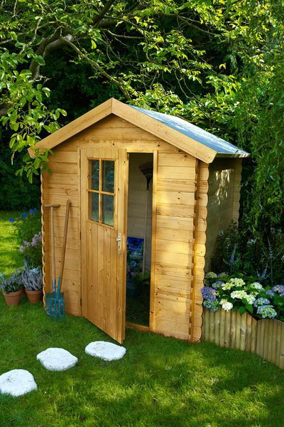 Abri fatoche castorama 359 euros cabanes abri de jardin bois abri de jardin et abri - Abri de jardin bois castorama ...