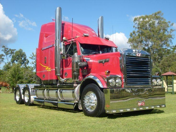 Wester Star Truck Western Star Heritage Western Star Trucks