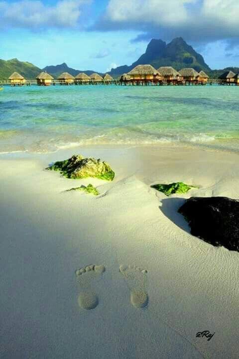 ~Bora Bora, Tahiti~