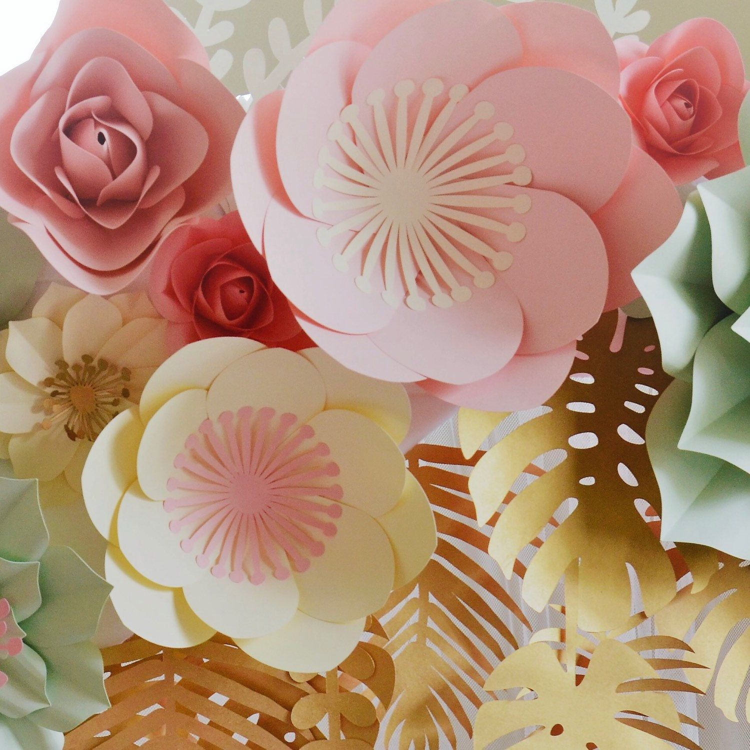 Sale Only 30 Cents Gorgeous Paper Flower Diy Giant