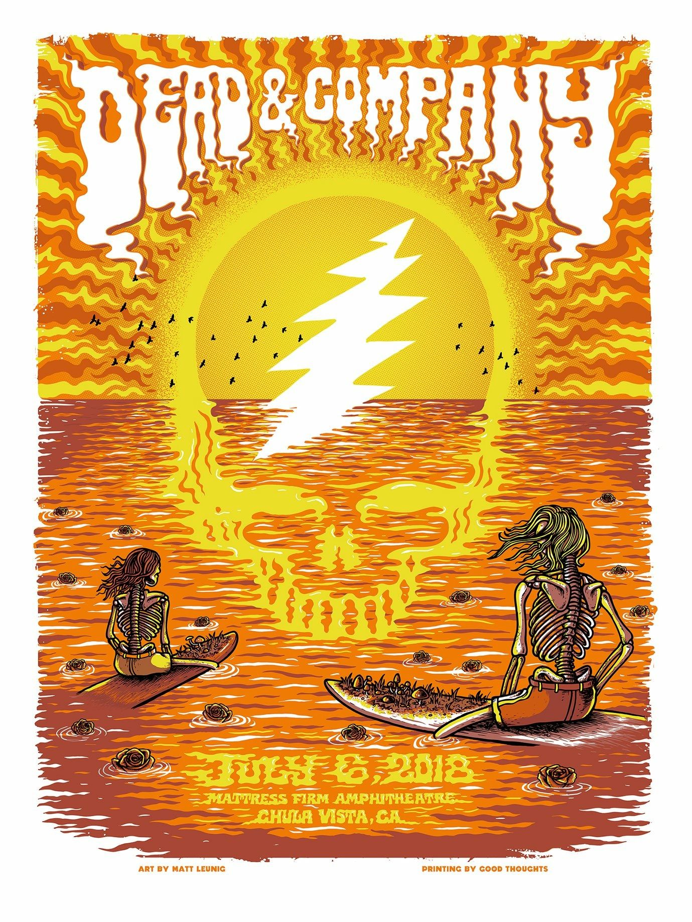 Pin by Bill Barfield on Dead & Co Posters Dead and