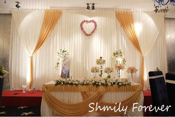1000 Ideas About Gold Weddings On Pinterest: Gold And White Wedding - Google Search