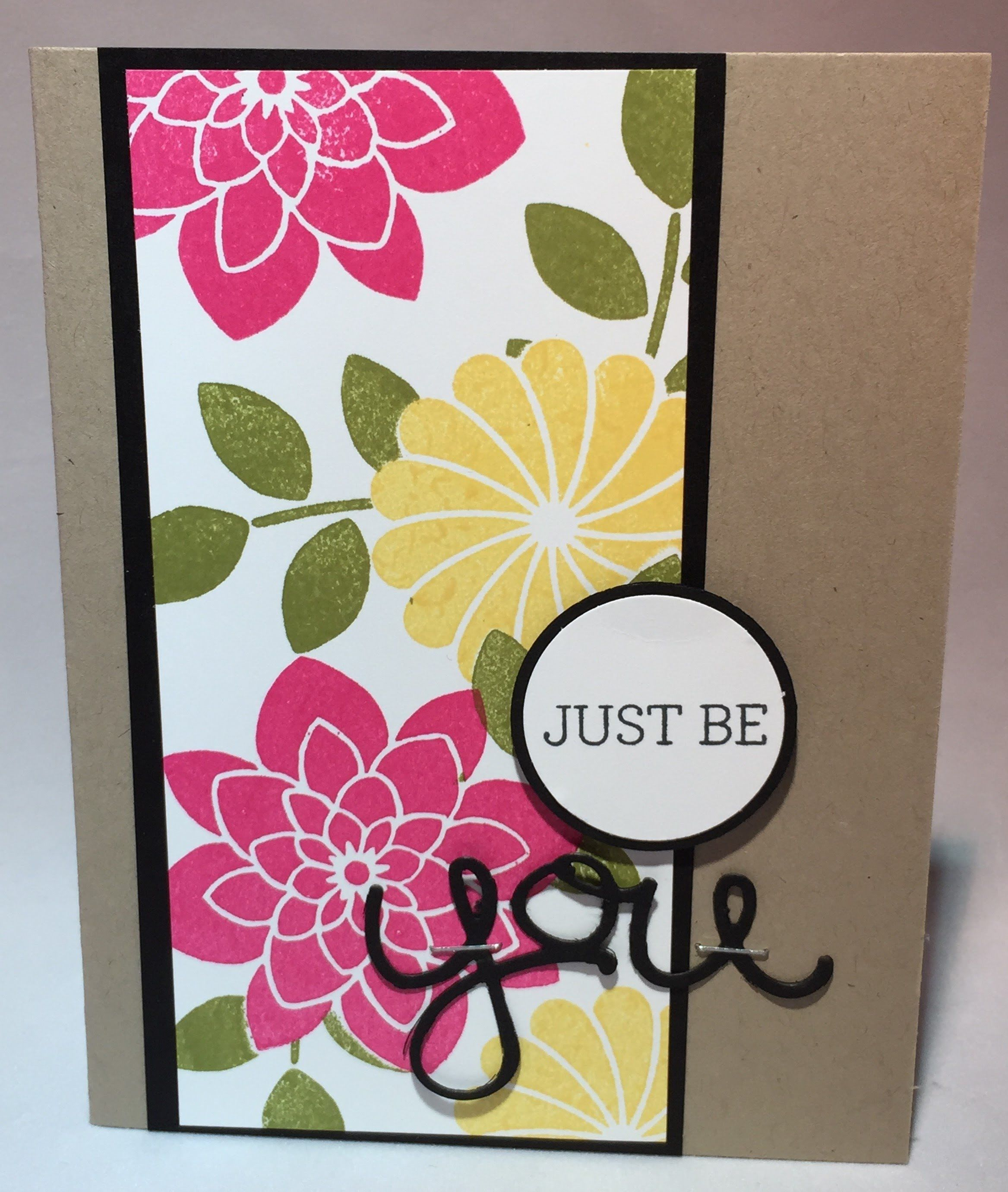 Crazy about you stampin up january online card class card 3 of 6 crazy about you stampin up january online card class card 3 of 6 kristyandbryce Gallery