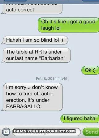 Funny Texts Autocorrect Drunk Auto Correct Gone Wron...
