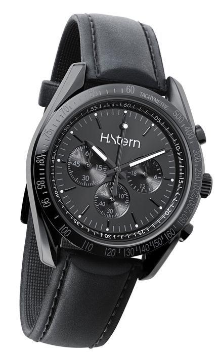 1c55f446184 O relógio HS ID All Black da H.Stern