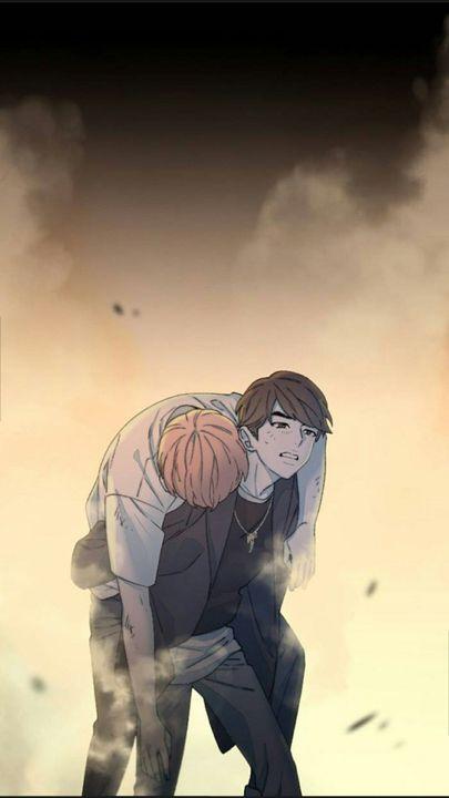 Photo of Webtoon BTS ~ Save Me 😘😍