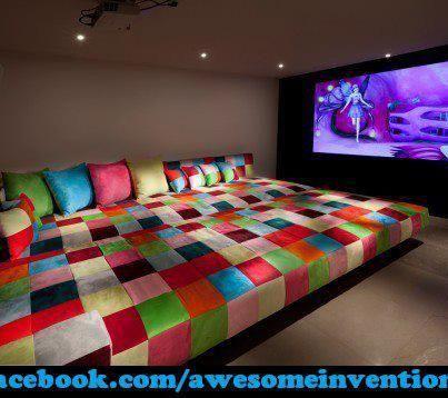 Netflix Room! :D