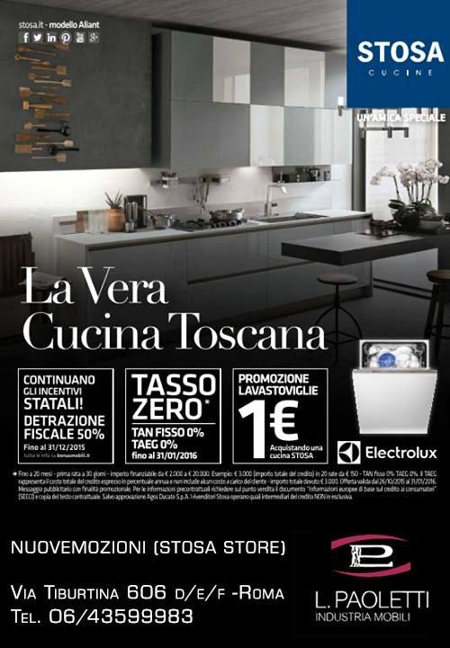 La cucina dei tuoi sogno è solo #Stosa? Cerchi un rivenditore ...